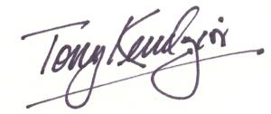 TK signature