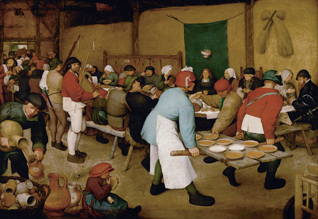 Peasant-Wedding-Bruegel-the-Elder